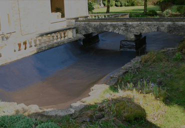Flat Roof ponds pond lining Flat Roof ponds